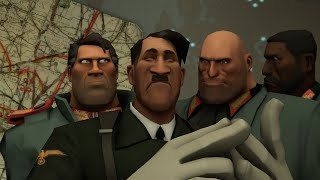 Hitler plans his counter-offensive (SFM)