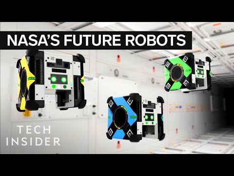 The Robots NASA Wants to Send to Mars
