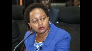 Defiant Governor Waiguru maintains striking health workers will be sacked come Monday