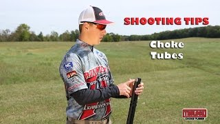 Tips for Improved Wing & Clay Shooting - Choke Tubes