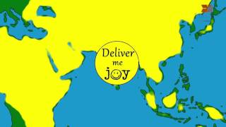 Deliver Me Joy Logo Intro