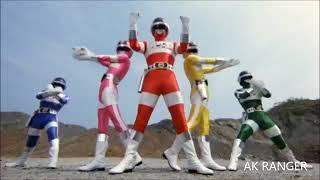 All Super Sentai Vs All Kamen Rider