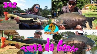 Programa Fishingtur na TV 342 - Pesqueiro Terra da Gente
