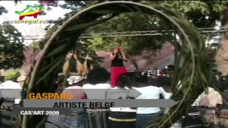 preview picture of video 'Casart : festival des arts et culture de Diembéring'