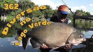 Programa Fishingtur na Tv 362 - Clube de Pesca Lago Verde