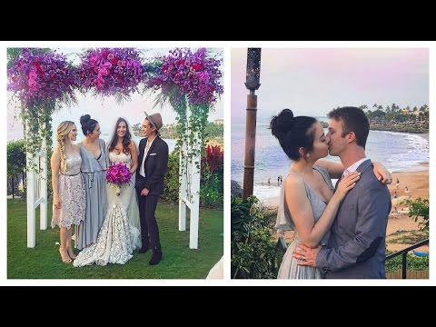 TATI'S HAWAII WEDDING VLOG!
