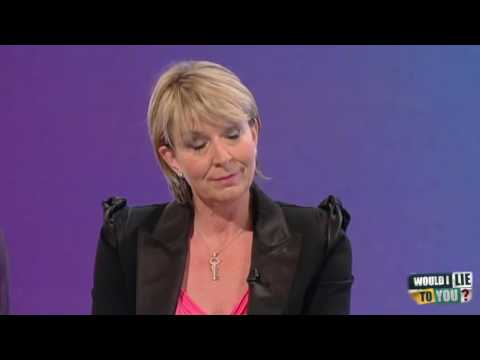 Fern Britton po týdnu skončila u pošty - Would I Lie to You?
