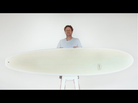 AQSS Mahi Mahi Mini-Mal Surfboard Review ft Beau Young