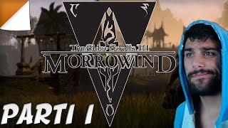 MORROWIND, MOUNDIR Et Du VOL.(Morrowind Live Part 1)