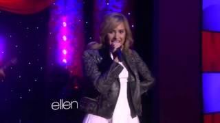 Demi Lovato   Heart Attack Live Ellen Degeneres Show