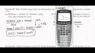 Math 4H.Unit #5.Lesson #1.Exponential Functions