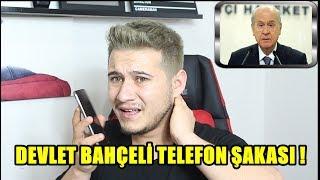 DEVLET BAHÇELİ İLE  TELEFON ŞAKALARI ! (Çorum'lu Amir'e Efsane Şaka )