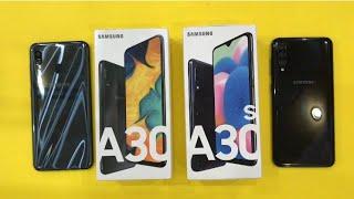Samsung Galaxy A30s vs Samsung Galaxy A30