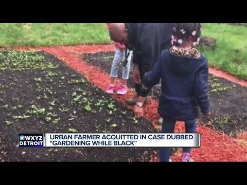 GARDENING WHILE BLACK MAY GET YOU KILLED