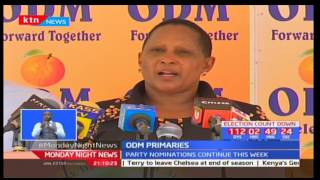 ODM National election's board to repeat Busia primaries for Teso North and South only