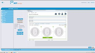 ACT -  Suprema Biometrics Integration Tutorial