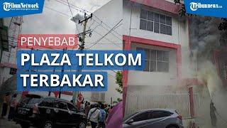 Penyebab Gedung Plaza Telkom Terbakar hingga Sinyal Telkomsel Sumatera Down, Manajemen Minta Maaf
