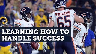 Bears didn't handle success of 2018 well, and it's showing | Football Aftershow | NBC Sports Chicago