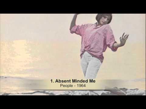 Barbra Streisand - Absent Minded Me (lyrics)