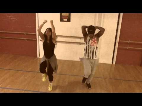 Genius Dancehall Class- I -Octane ''Grow So''