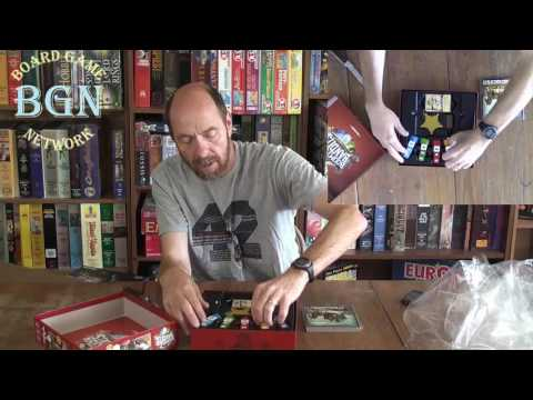 Board Game Network: Boomtown Bandits Unboxing