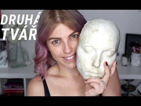 Odlitek Obličeje | Halloween Tutorial