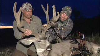 190 B&C Trophy Mule Deer Hunting With North Star Outfitters in Alberta Canada