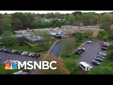 Richmond Nursing Home At Center Of Virginia Coronavirus Outbreak | Hallie Jackson | MSNBC