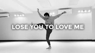 Lose You To Love Me - Selena Gomez (Dance Video) | @besperon Choreography