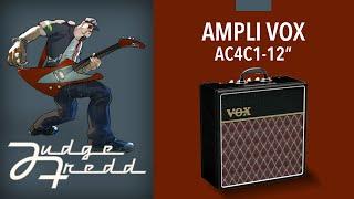 Vox AC4C1 - Video