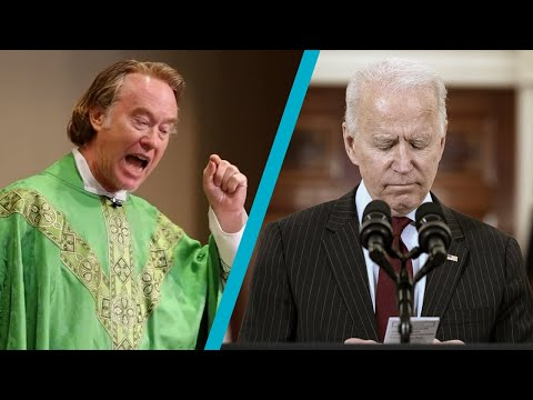 A Homily for Biden and His Voters
