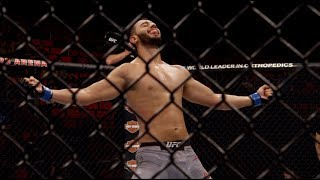 Dominick Reyes Remembers First Time on PPV Event at UFC 218