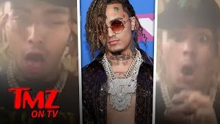 Lil Pump 'Butterfly Door' Lyrics Causing Controversy | TMZ TV