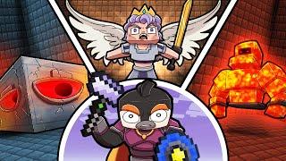 1 Day Survival to Speedrun the AETHER MOD! (Minecraft)