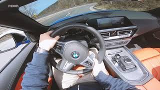 [문기자의자동차생활] 직렬 6기통 가솔린 터보가 다했다...손 끝으로 알아가는 자동차, BMW Z4 M40i