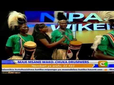 Mjue Msanii Wako Chuka Drummers