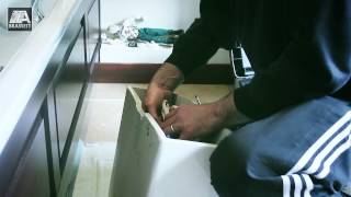 preview picture of video 'Toilet Repair - Replace Syphon assembly and Inlet Valve - Caterham - Greater London'