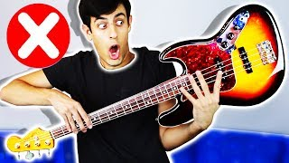 10 WAYS TO HOLD A BASS
