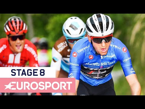 Video | Samenvatting etappe 8 Giro d'Italia
