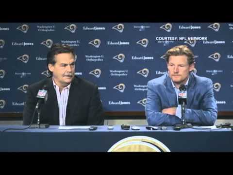 Rams Welcome 1st Openly Gay Player