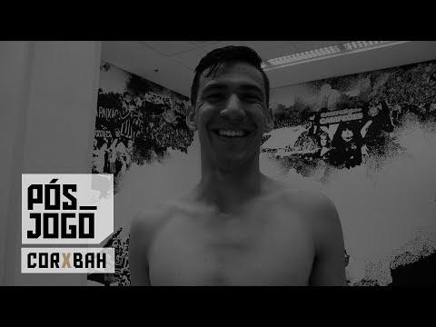 Pós Jogo - Corinthians 3x0 Bahia - Brasileirão 2017