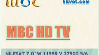 mbc4 arabia nilesat - TH-Clip