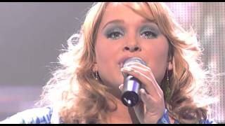 """Alice singing """"Heaven Must Be Missing An Angel"""" by Tavares - Liveshow 4 - Idols season 2"""