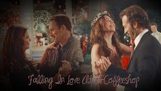 Luke & Lorelai   Falling In Love At A Coffeeshop