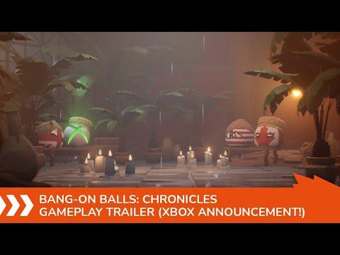 Bang-On Balls: Chronicles Announces Xbox Version