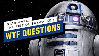 Star Wars: The Rise of Skywalker's Biggest WTF Questions