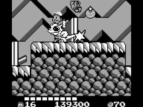 Adventure Island II Game Boy
