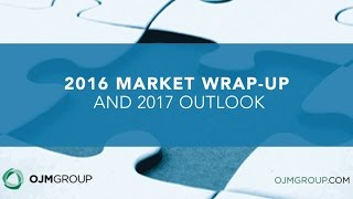 January 2017 Webcast | 2016 Market Wrap-Up and 2017 Outlook
