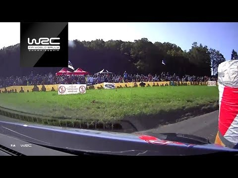 WRC - ADAC Rallye Deutschland 2019: Shakedown ONBOARD Sordo