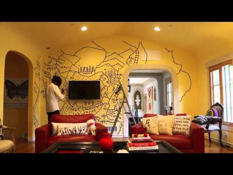 Shantell Martin @ Williams Home